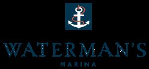 Waterman's Marina on Galveston Island West Bay